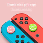 Thumb Grip Analog Joystick Cap Cover Silicone For Nintendo Switch NS Lite