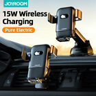 15w Qi Wireless Fast Charging Intelligent Infrared 4.7-6.8 inch Phone Car Mount
