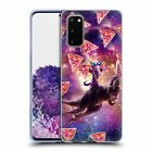 OFFICIAL JAMES BOOKER SPACE PIZZA RIDE SOFT GEL CASE FOR SAMSUNG PHONES 1