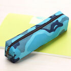 Camouflage Pencil Case Pen Bag Pouch Cosmetic Makeup Bag School Stationery Gift
