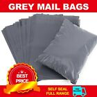 50x Strong Mailing Post Mail Postal Gift Bag Poly Postage Self Seal Plain 12x16
