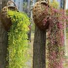 Artificial Fake Hanging Flower Vine Plant Home Room Wall Decor Indoor Outdoor