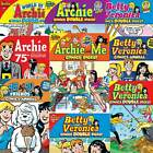 Archie Comics Digest Value Pack Including Archie, Betty, Veronica, Jughead, and