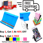 Cell Phone Portable Foldable Desk Stand Holder Mount Cradle Dock iPhone Galaxy