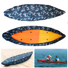 Universal Kayak Canoe Cover Storage Dust Waterproof UV Sunblock Fishing Boat