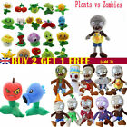 Simulation Plants vs Zombies Game Figure Plush Staff Toys Soft Doll Kids Gift UK