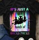 It's Just A Bunch Of Hocus Pocus Halloween T Shirt
