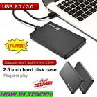2.5 Inch HDD SSD Case Sata to USB 3.0/2.0 Hard Drive Enclosure 5Gbp Box Best