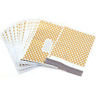 50 Parcel Mail Bags Golden Poly Postal Strong Postage Bags Post Packing 10x14