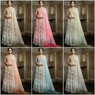 Bollywood Indian Party Bridal Ethnic Anarkali Salwar Kameez Pakistani Suit Gown