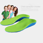 Kids Orthopedic insoles Children Flat Foot Arch Support Pads Correction Health-