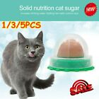 Cat Toys Healthy Snacks Catnip Sugar Candy Licking Solid Nutrition Energy Ball W