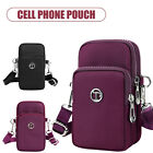 Crossbody Cell Phone Holder Bag Shoulder Strap Wallet Pouch Handbag Women Purse