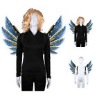 Steampunk Gear Costume Christmas Accessories Cyber Cosplay Party Halloween Wings