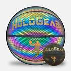 HoloGear™ Holographic Glowing Reflective Basketball