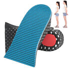 Women Shoe Lift Heighten Insole Half Increase Arch Support Pad Breathable Insert