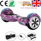 """Hoverboard 6.5"""" Bluetooth Electric Scooters LED Self-Balancing Scooter+Key+Bag - Best Reviews Guide"""