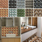 3d Self-adhesive Tile Stickers Wall Sticker Home Kitchen Bath Decals Diy Decor