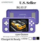 Anbernic RG351P Handheld Retro Video Game Console 2500 games with wifi dongle