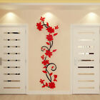 3d Flower Decal Vinyl Wall Sticker Decor Home Living Room Removable Mural New