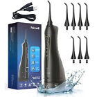 Cordless Water Flosser Rechargeable 300ML Ultra Dental Water Jet for Teeth Clean - Best Reviews Guide