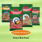 Johnston & Jeff - Wild Bird Food Selection - 1kg / 2kg - Nutrient Rich Blend UK