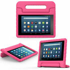 Kids Shockproof Case Handle Stand Bumber for Amazon All-New Fire HD 8 Plus 2020