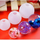 DIY Epoxy Mold Pendant Necklace Resin Mold Star ball Cosmic ball Silicone Mould
