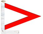 Sewn NATO Signal Flag Station Pennant - Made In The UK
