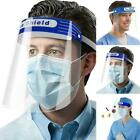 Safety Face Shield Full Face Clear Anti Fog Transparent Work Industry E 259