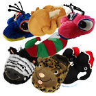 Mens Womens XMAS Ankle Bootee Slipper Ladies Winter Novelty Gift Slippers