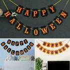 Halloween Bunting Spooky Decorations Party Banner Pumkin Garland Hot X6G7 I R3K8
