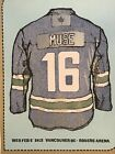 Muse+concert+print+Rogers+Arena+Vancouver+BC+February+6%2C+2013
