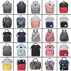 LEQUEEN Mummy Maternity Nappy Diaper Bags Large Capacity Baby Backpack Handbag