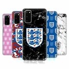 OFFICIAL ENGLAND NATIONAL FOOTBALL TEAM CREST PATTERN CASE FOR SAMSUNG PHONES 1