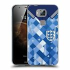 ENGLAND FOOTBALL TEAM 2018 RETRO CREST SOFT GEL CASE FOR HUAWEI PHONES 2