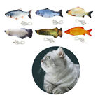 USB Charging Electronic Fish Pet Cat Toy Simulation Wagging Flipping Toys