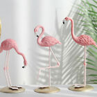 Flamingo Statue Figurine Fairy Garden Livingroom Office Wedding Party Ornament
