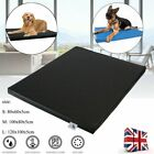 Dog Cage Mat Waterproof Chew Resistant Crate Bed Pad Heavy Duty Mattress Outdoor