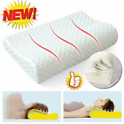 Orthopedic Breathable Memory Foam Sleep Pillow Contour Cervical Neck Support