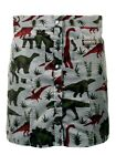 Skirt Dinosaur Adventure Run  Fly Grey Corduroy Women's