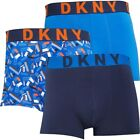 DKNY Mens Albany Three Pack Trunks (Pack 3)
