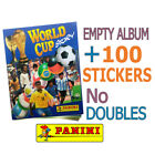 World Cup Story PANINI - Empty Album + 50 or 100 No Doubles StickersSports Stickers, Sets & Albums - 141755
