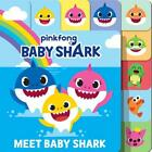 Meet Baby Shark by Pinkfong (🔥Fast Shipping)