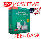 Kaspersky Internet Security 2021 Activation License 1 Year | 1, 2, 3 Devices PC