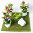 1pc Fake Lotus Simulation Plants Bonsai Artificial Potted Flowers Home Decor New