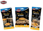 TRIXIE DELICIOUS CHICKEN FRIES BURGER NUGGETS DOG TREATS SNACKS GOURMET FOOD
