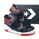 Converse ERX 260 MID Leather Canvas Black Red Men's Sneakers 165079C