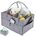 Hand-held detachable portable diaper storage bag for maternal and baby products