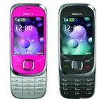 ⭐⭐ New Condition Nokia Slide 7230 - Graphite / Pink (unlocked) Mobile Phone 🚛